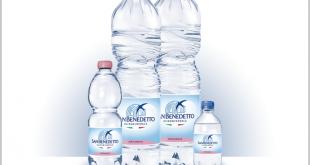 san benedetto acqua minerale naturale