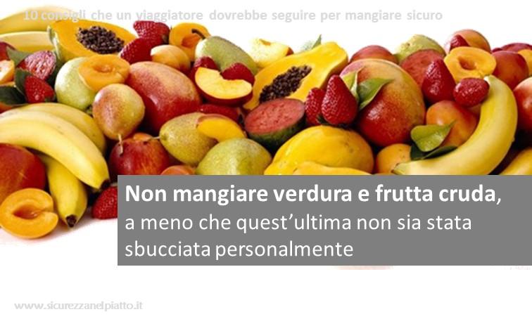vacanze tropicali frutta