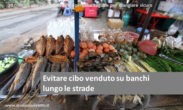 vacanze tropicali street food