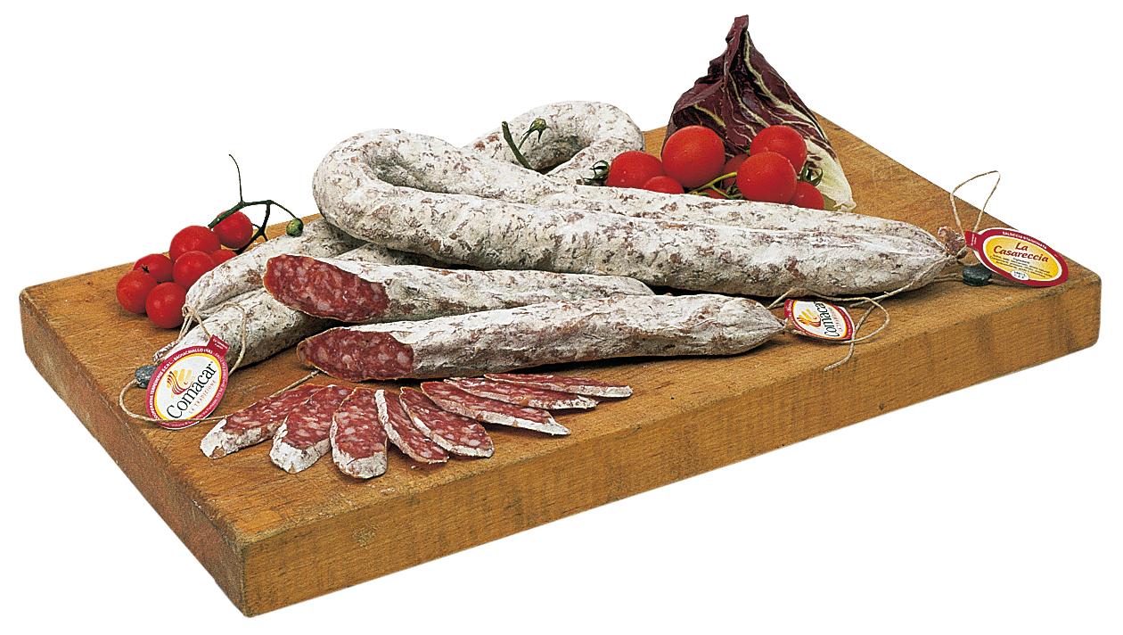 Salsiccia Casereccia comacar terremerse
