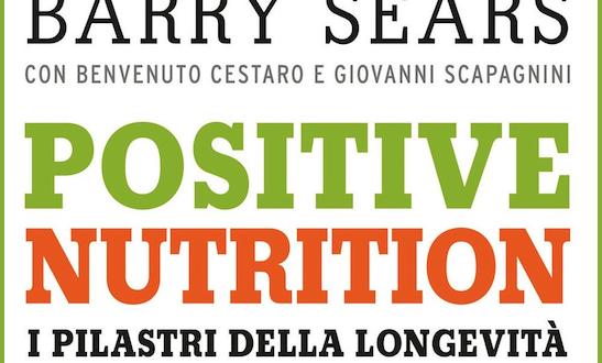 barry sears positive nutrition dieta zona dettaglio copertina