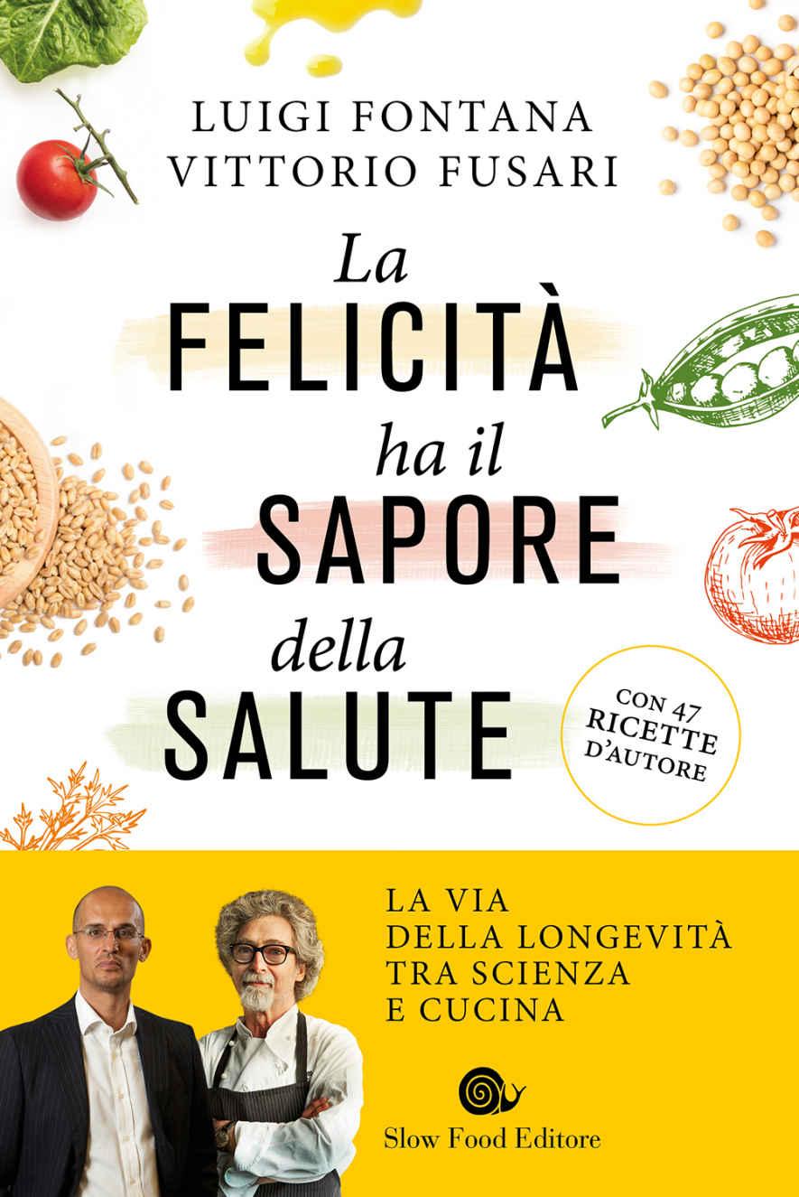 libro longevita salute dieta fontana fusari