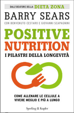 positive nutrition barry sears dieta zona copertina