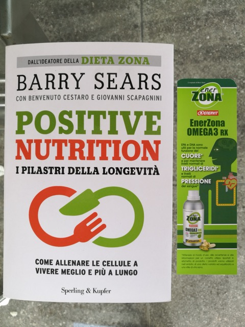 positive nutrition barry sears dieta zona segnalibro enerzona