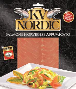 salmone norvegese affumicato kv nordic
