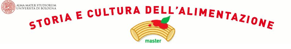 master in storia e cultura dell'alimentazione