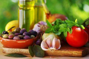dieta mediterranea condimenti olive vegetali