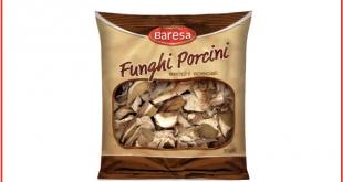 funghi porcini secchi baresa lidl richiamo