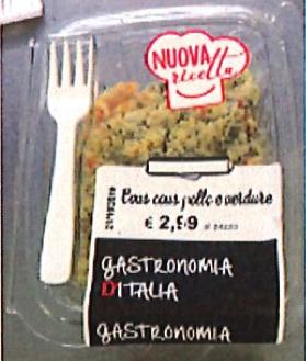 gastronomia italia cous cous pollo verdure