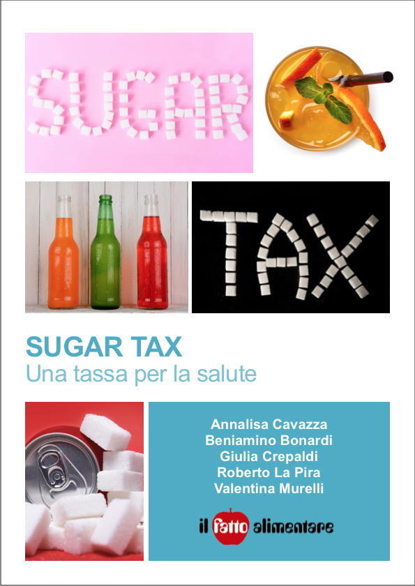 Dossier Sugar Tax Copertina ebook