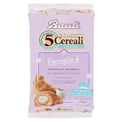 Per precauzione ritirato lotto di croissant Bauli alla crema al latte