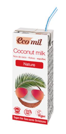 latte di cocco coconut milk natur