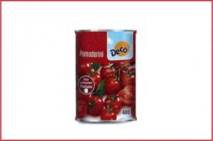 pomodorini scatola deco richiamo