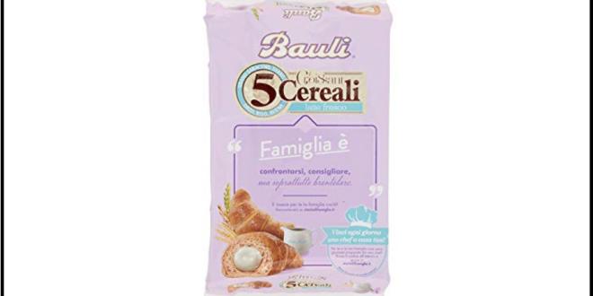 richiamo bauli croissant crema latte salmonella