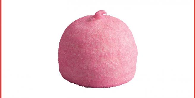 marshmallow palla rosa dulcis le monelle richiamo