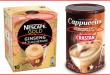 nescafe nestle ginseng crastan cappuccino solubile confezioni da zuccherare copertina