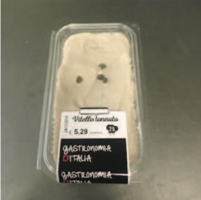Pericolo Listeria: ritirato vitello tonnato dal Ministero, marca e lotto