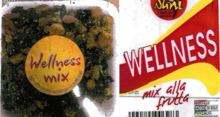 wellness mix bacche richiamo