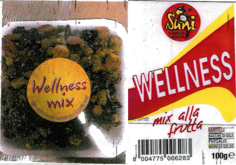 wellness mix bacche richiamo