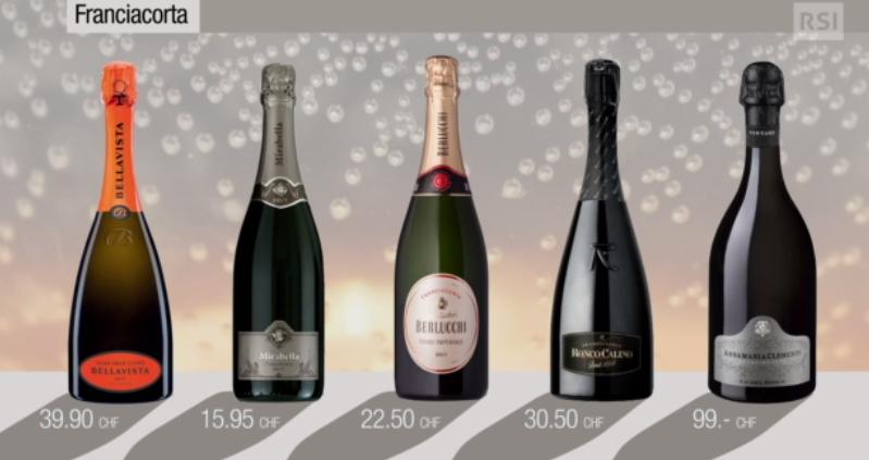 Test Champagne Patti chiari