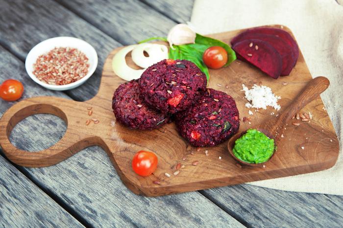 Burger vegetali veg vegatarian vegan