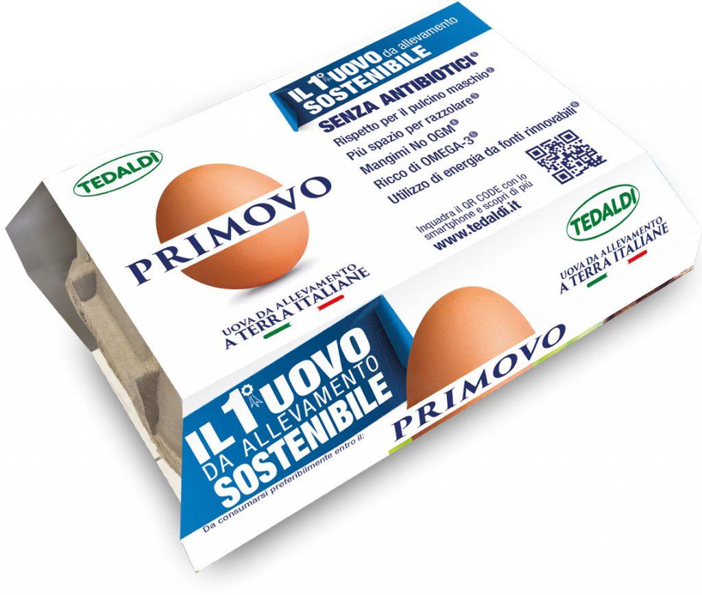 Primovo uova sostenibili pucini maschi