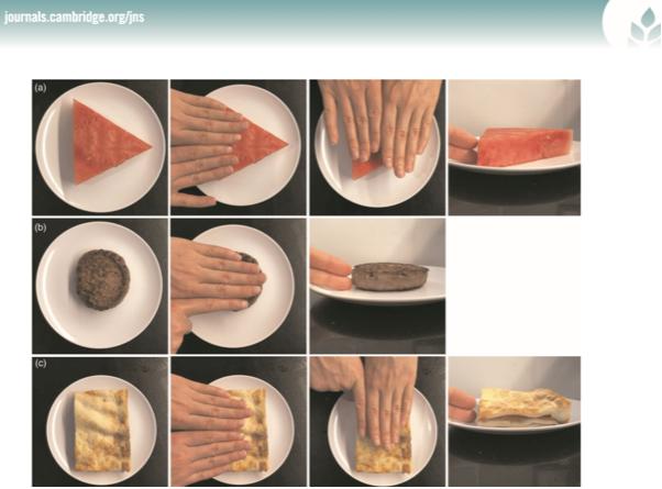 dieta per volumi sidney