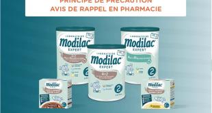 modilac Salmonella prodotti richiamati