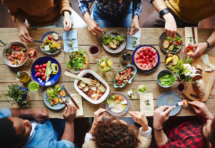 pranzo intercultura cena pasto
