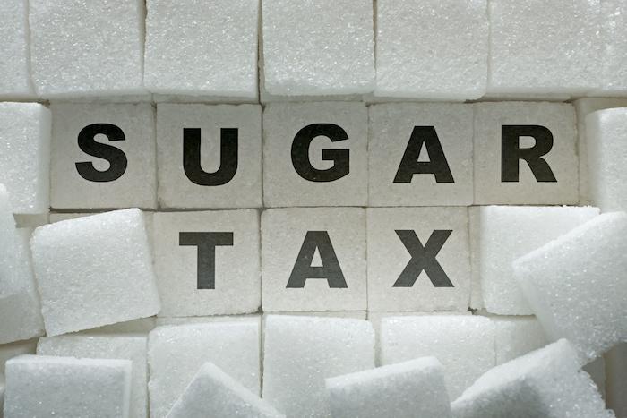 Sugar tax tassa zucchero