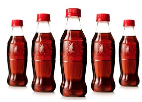 plastic bottiglia coca cola ecobottle bio bottle