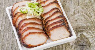 Char Siu Pork - Chinese roasted pork loin.