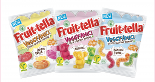 fruit-tella veggy amici buste perfetti