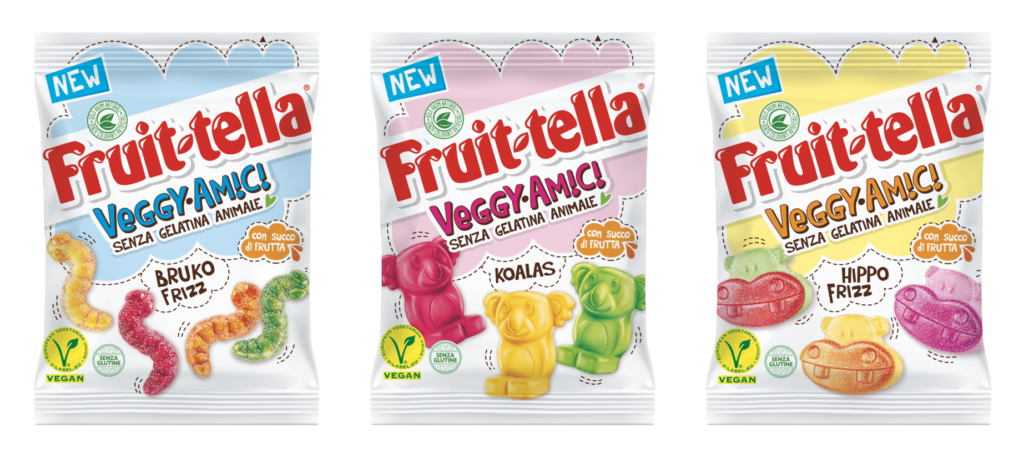 fruit-tella veggy amici