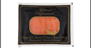 richiamo salmone norvegese affumicato