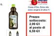 olio costa d'oro Esselunga