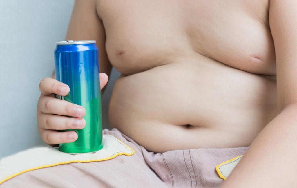 obesità bambini sovrappeso abitudini dieta dolcificanti