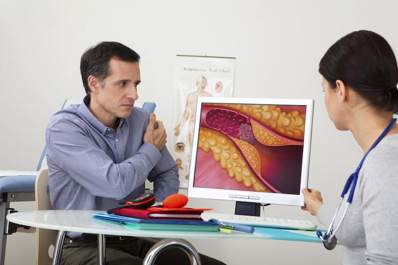 cuore malattia colesterolo