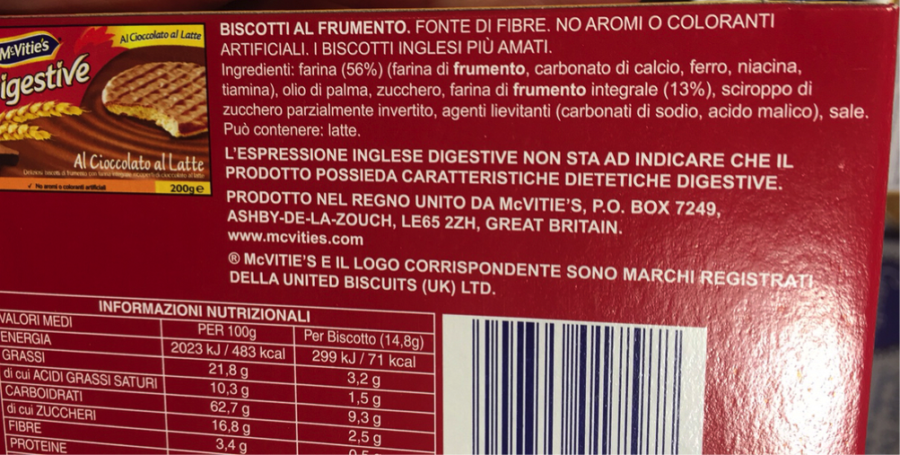 digestive 2019 ingredienti tab