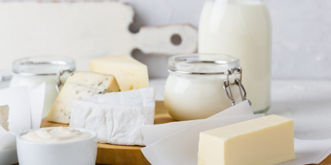 latticini latte formaggi burro yogurt