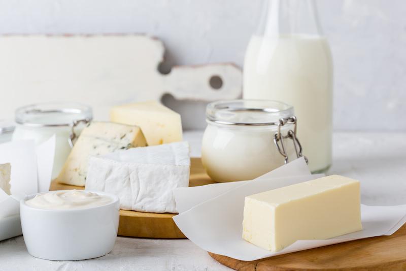 latticini latte formaggi burro yogurt impatto ambientale