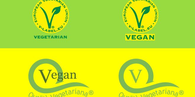 Alimenti vegetariani e vegani: alla ricerca del vero marchio in etichetta. La  legge non c'è e ognuno fa ciò che vuole