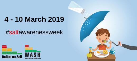 salt-awareness-week settimana riduzione sale