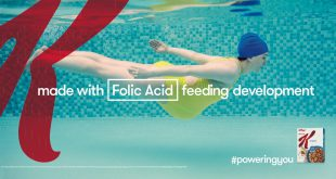 spot kellogg's special K acido folico
