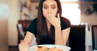 allergia ristorante richio cattivo allergeni