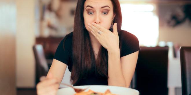 Camerieri e allergie: il personale non è molto informato e incorre in errori anche grossolani