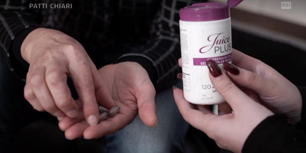 integratori Juice Plus+ Patti Chiari