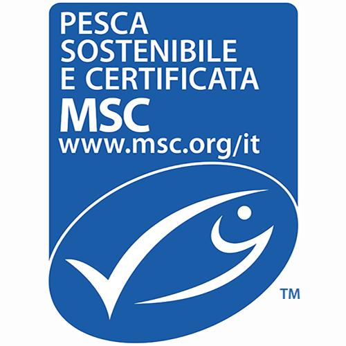 marchio msc pesca sostenibile