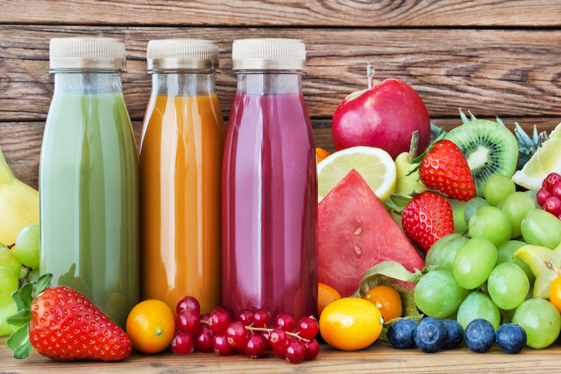 frutta frullati smoothies
