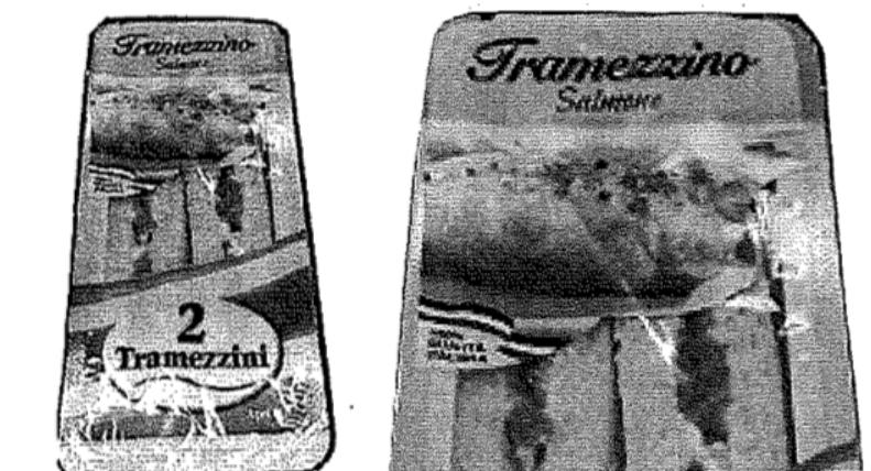 tramezzini salmone maionese penny market